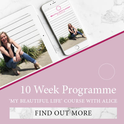 The Be Platform_10 week programme with Alice Allum