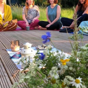Yoga and meditation retreat in the UK