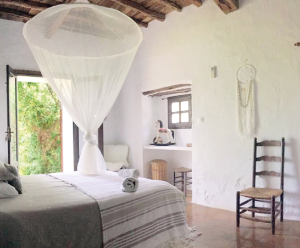 Womens Ibiza Retreats_bedroom 1