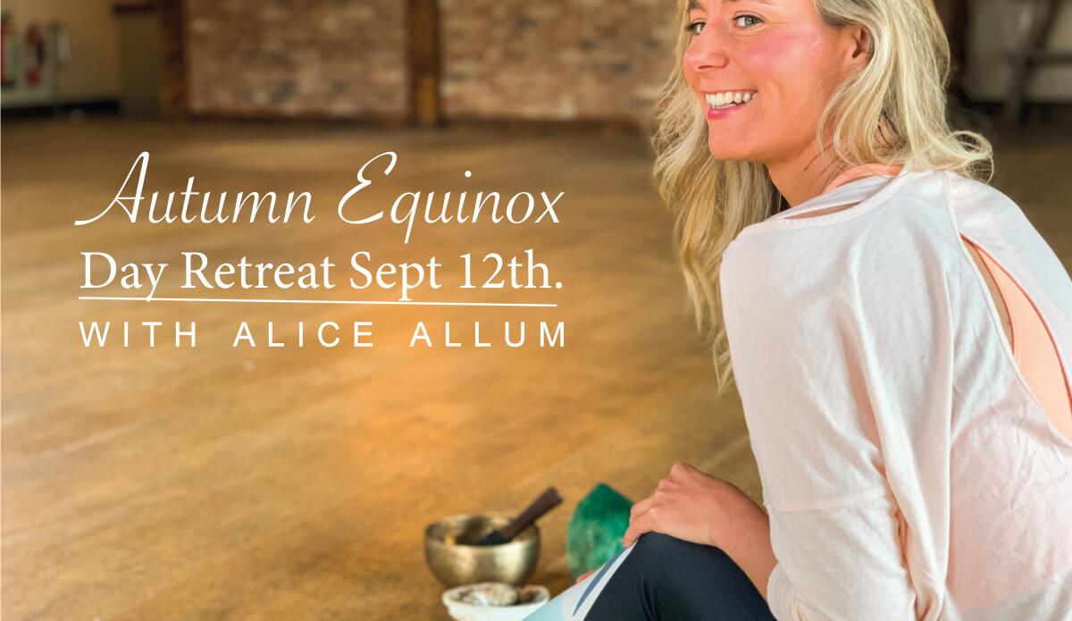 Autumn Equinox Retreat September 2021 North Yorkshire
