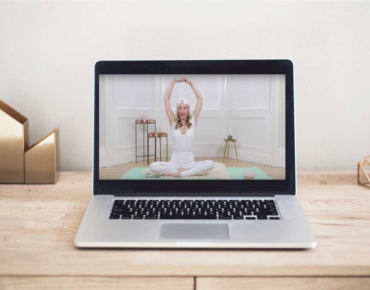 The Sisterhood_Demo_Online Kundalini Yoga
