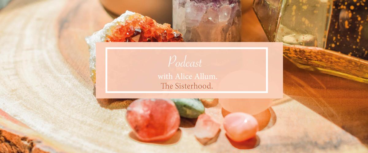The Sisterhood_Podcast Banner