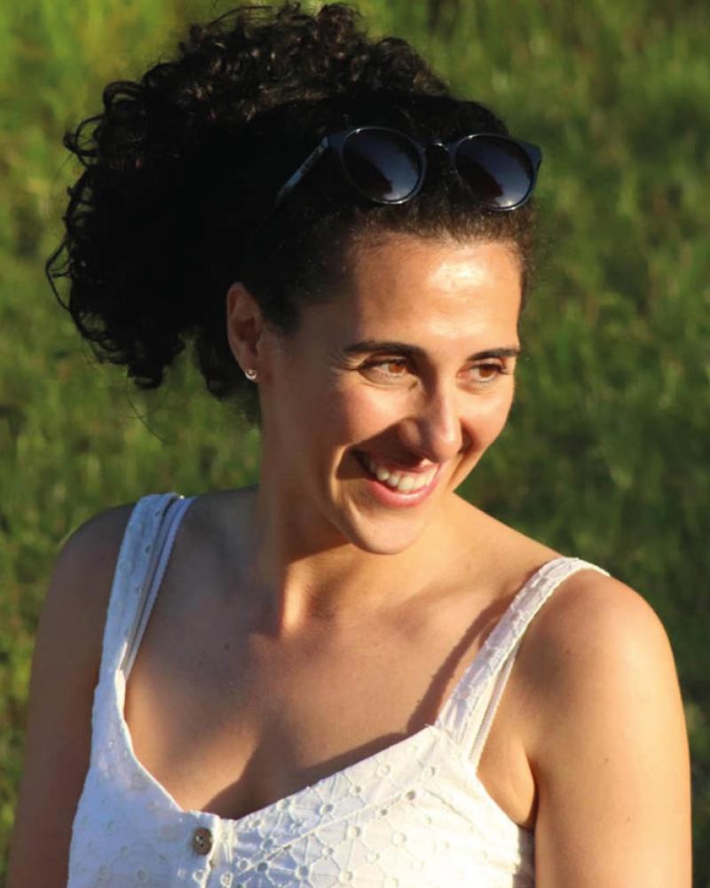 Meet Emma Alice Allum North Yorkshire yoga retreat 2021