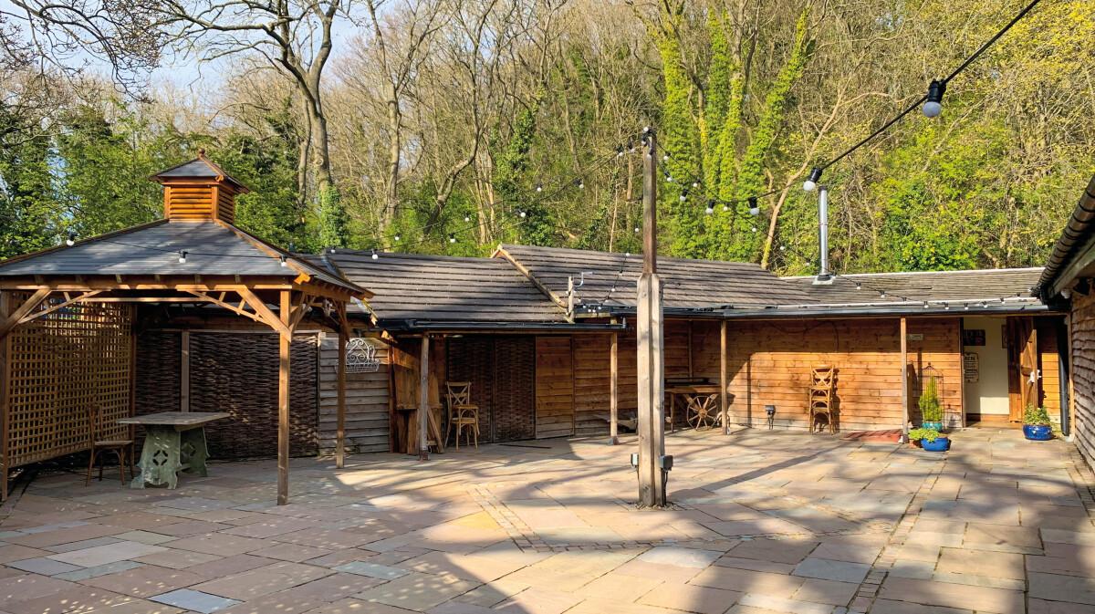 sound healing in the barn north yorkshire 2021 yoga retreat